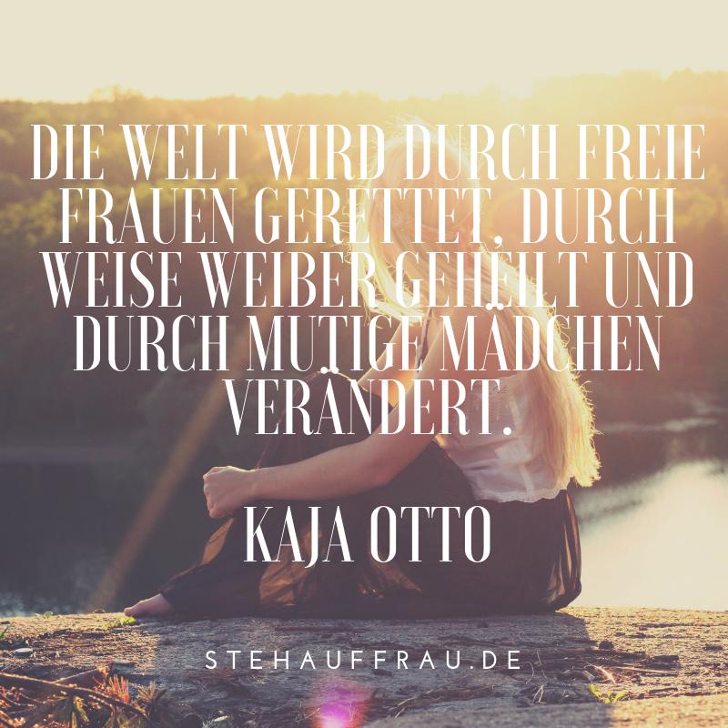 Stehauffrau_Motto
