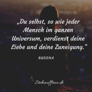 SelbstliebeBuddha_Stehauffrau