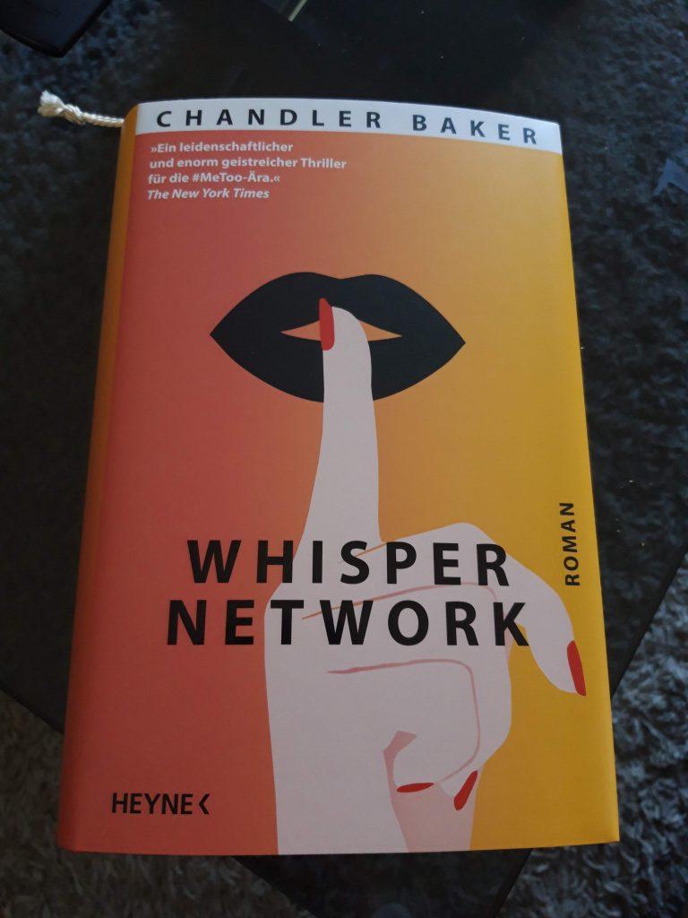 Whisper Network Stehauffrau
